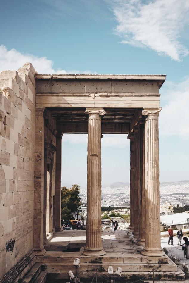 Esperienza Erasmus ad Atene (Grecia), di Diego
