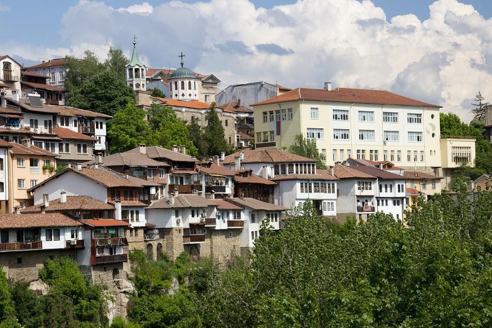 Esperienza Erasmus di Elena a Veliko Tarnovo, Bulgaria