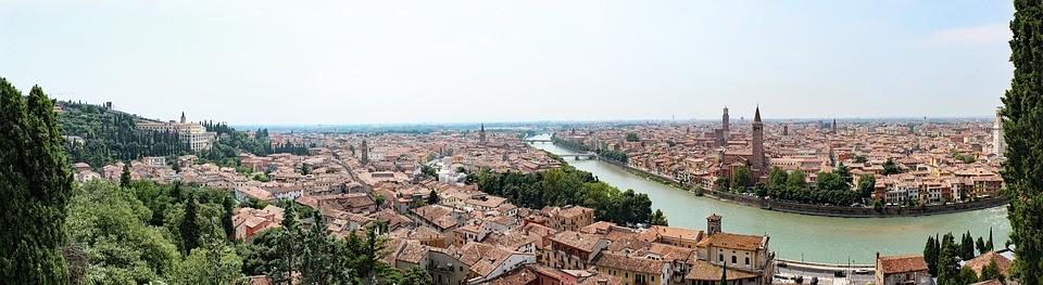 Esperienza Erasmus di Emilia a Verona, Italia