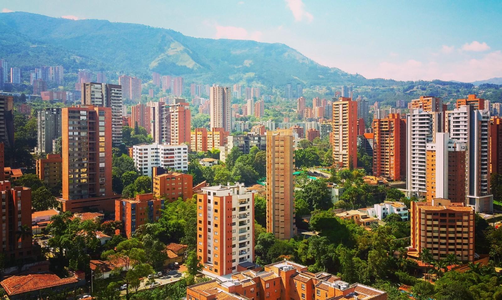 Esperienza Erasmus di Luisa a Medellín, Colombia
