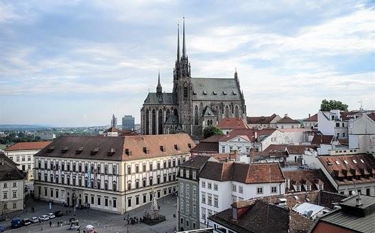 Esperienza Erasmus di Quentin a Brno, Repubblica Ceca