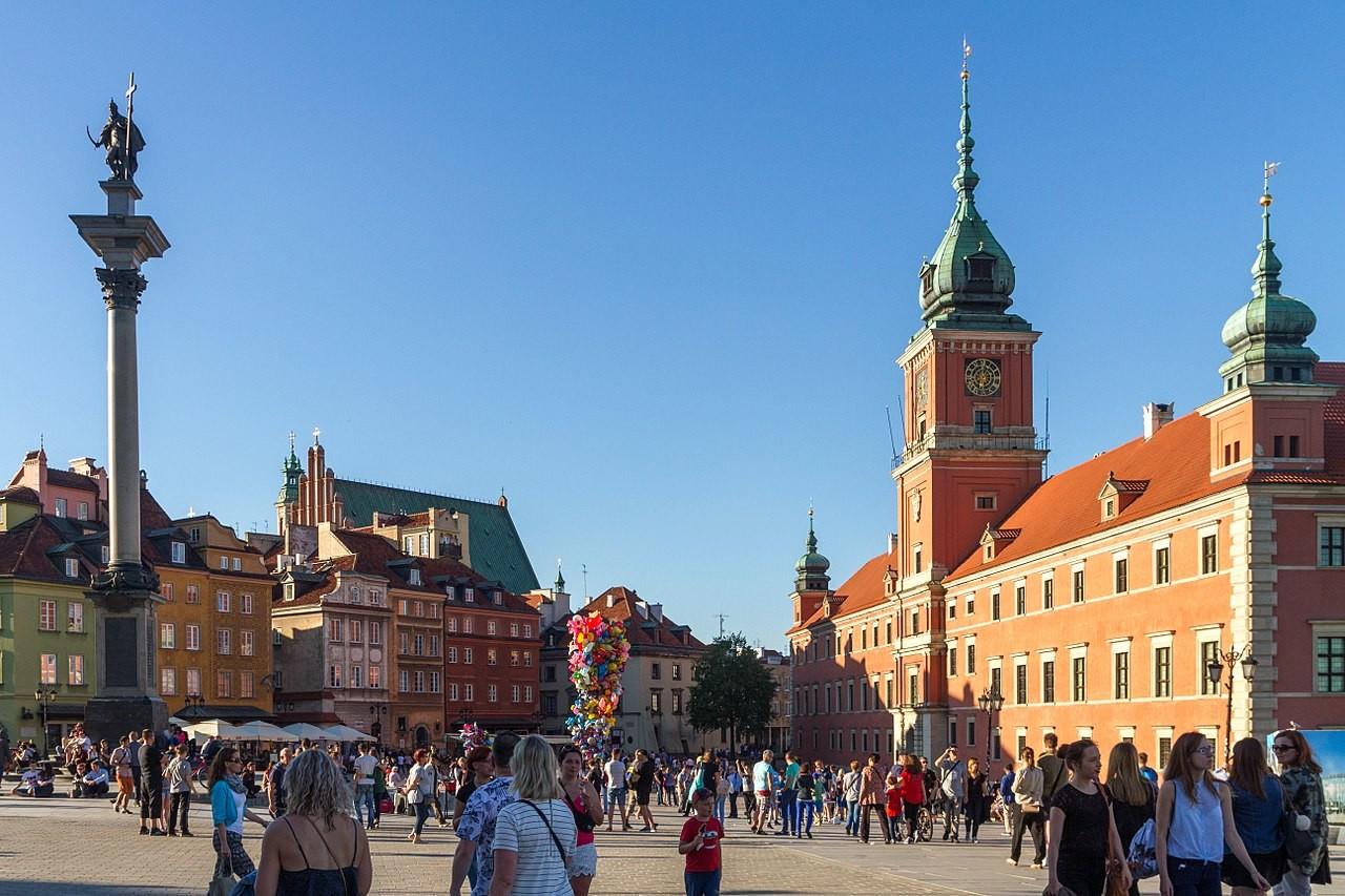 Esperienza Erasmus di Samuel a Varsavia, Polonia