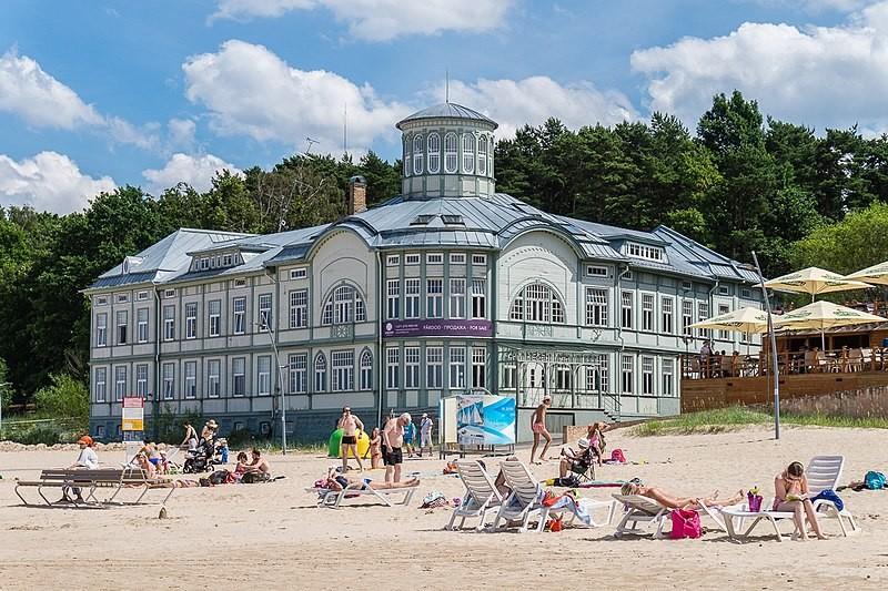 Esperienza Erasmus di Yaroslavna a Riga, Lettonia