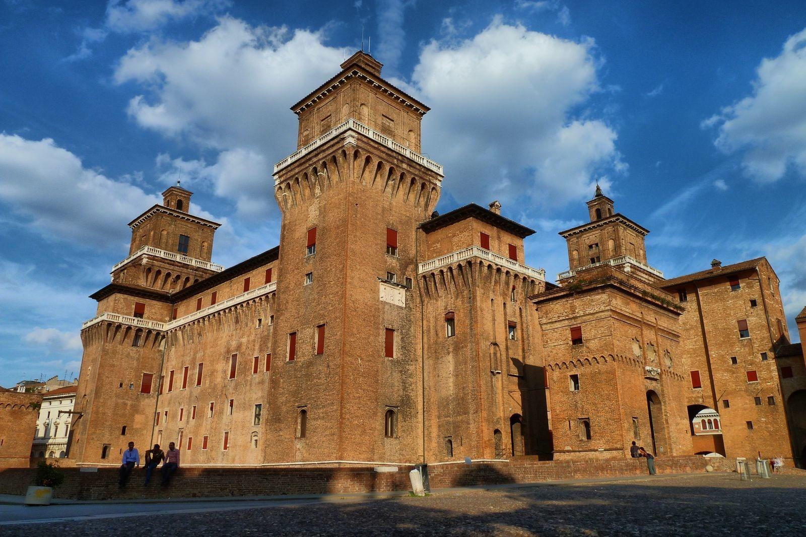 Esperienza Erasmus a Ferrara (Italia), di Nicole