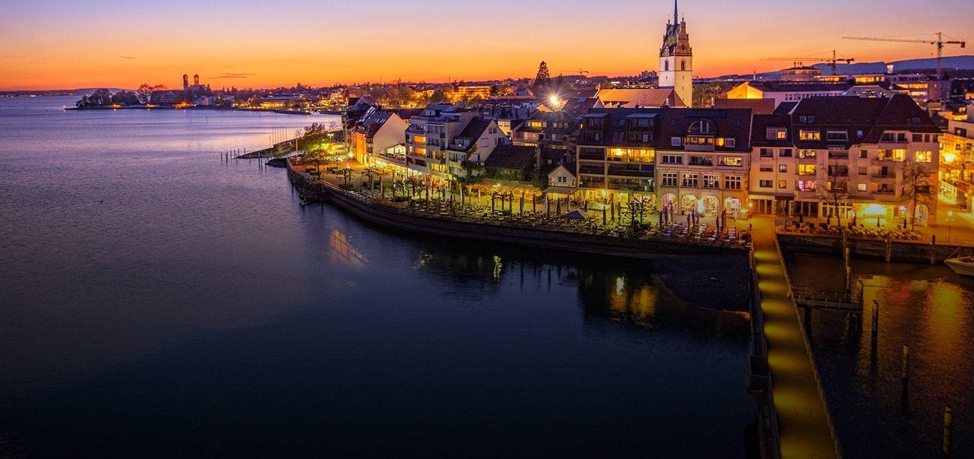 Esperienza Erasmus in Friedrichshafen, Germania