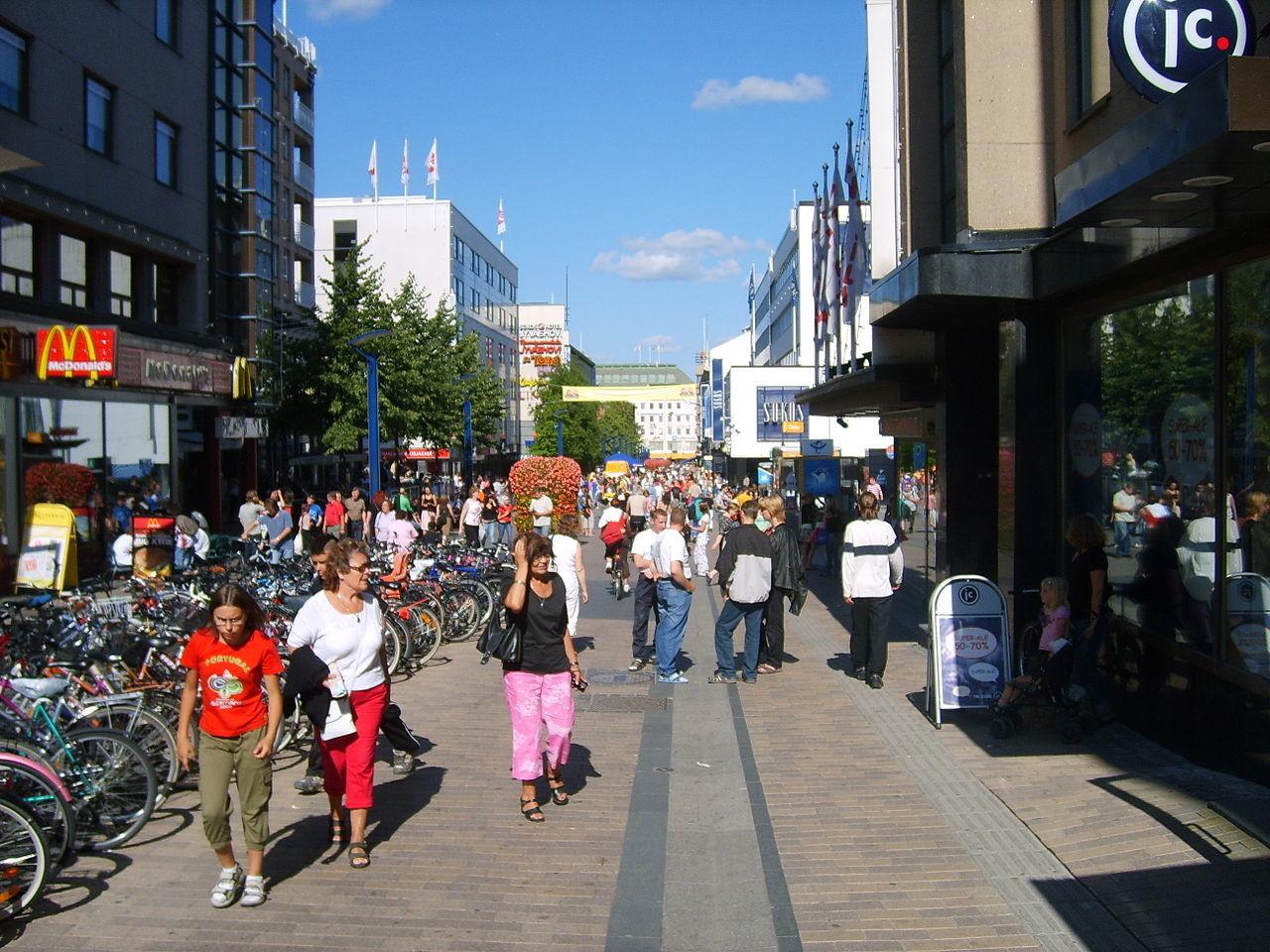 Finlandia siti di incontri in inglese incontri Akwa Ibom
