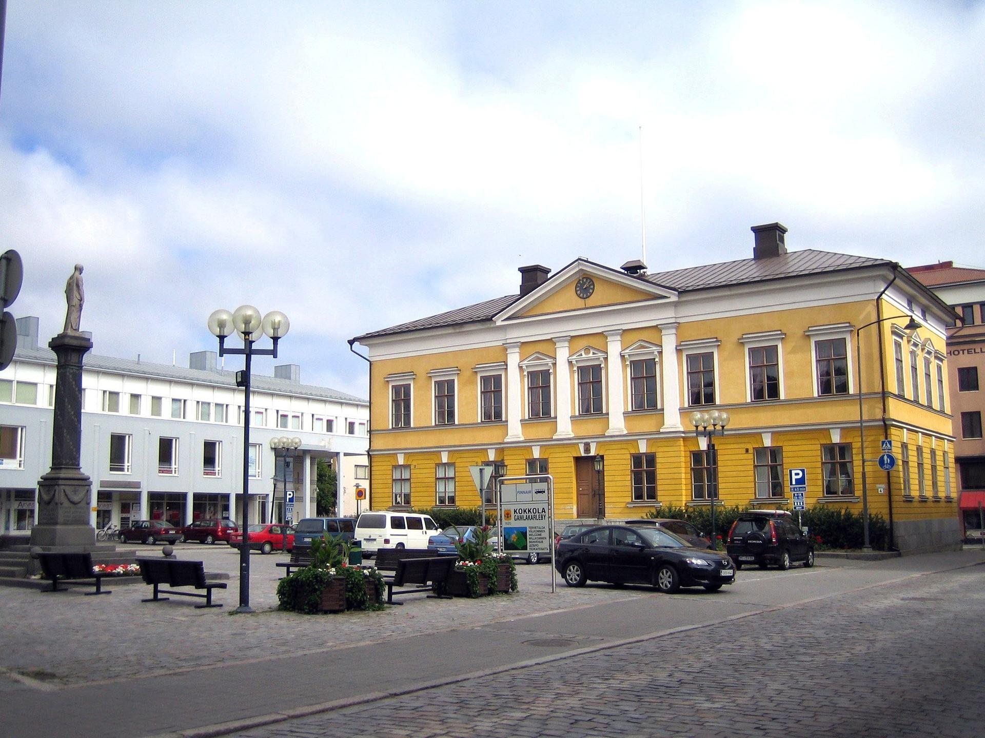 Esperienza Erasmus a Kokkola, Finlandia di Vendula