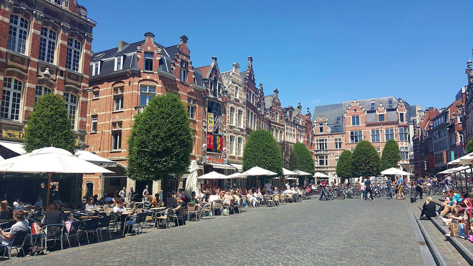 Esperienza erasmus a lovanio belgio esperienza erasmus for Quanto dura il permesso di soggiorno