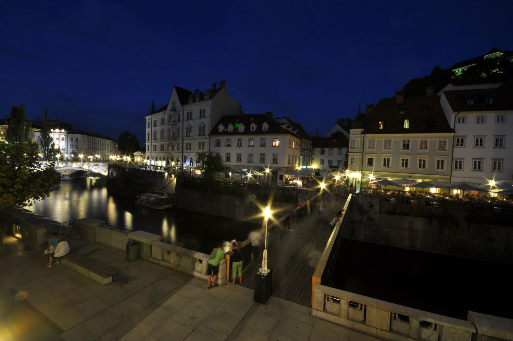 Esperienza Erasmus a Lubiana, Slovenia di Aude
