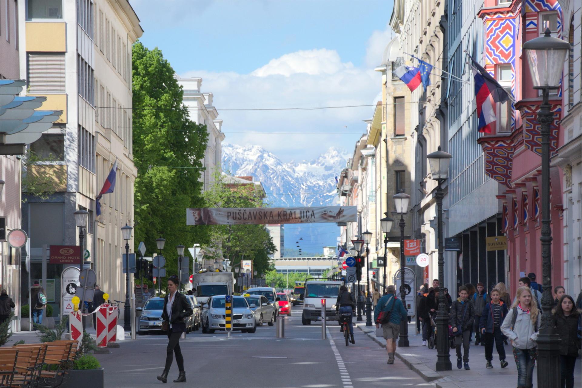 Esperienza Erasmus a Lubiana, Slovenia, di Caroline