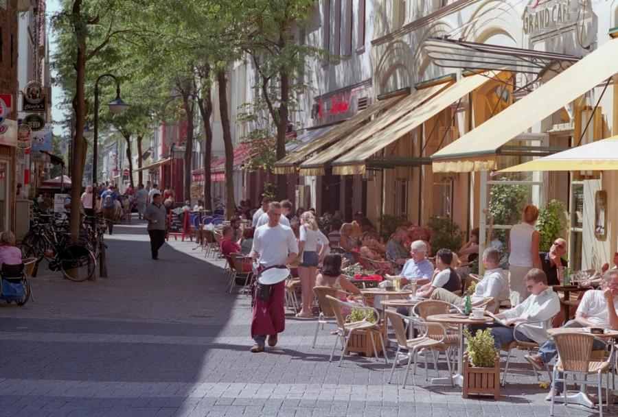 Esperienza Erasmus a Oldenburg, Germania di Jorge
