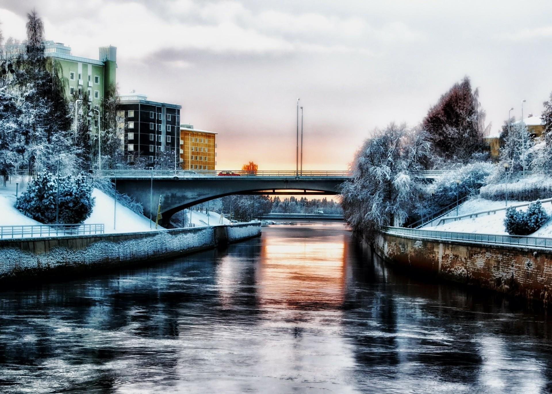Finlandia Oulu