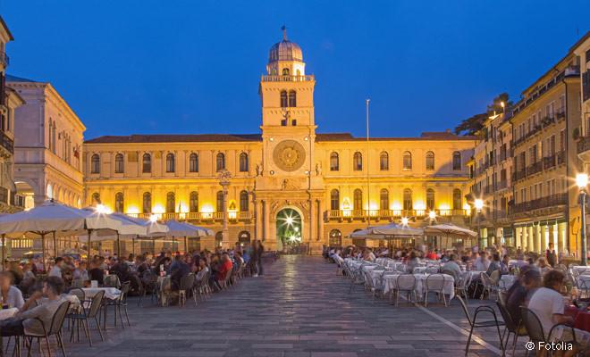 Esperienza Erasmus a Padova, Italia, di Leo