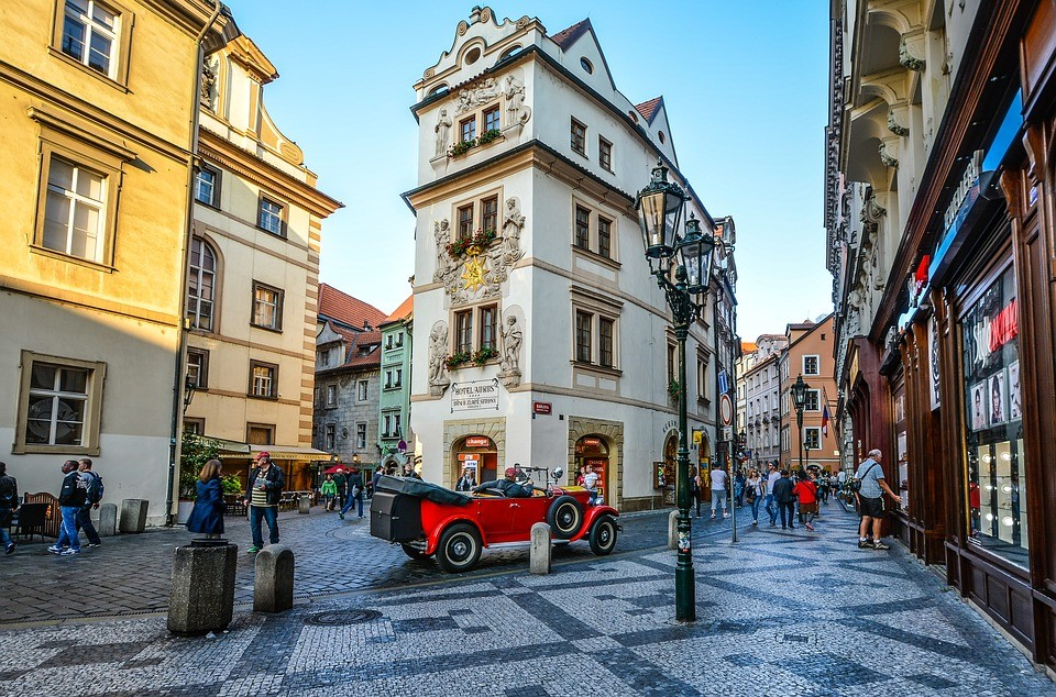 Esperienza Erasmus a Praga, Repubblica Ceca di Anita