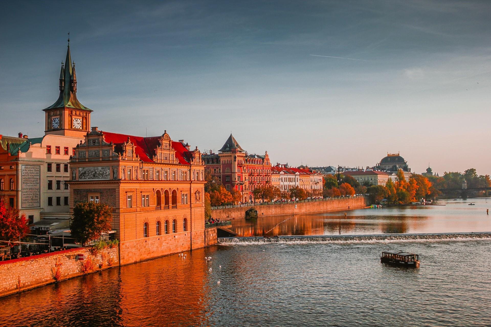 Esperienza Erasmus a Praga, Repubblica Ceca di Maxime