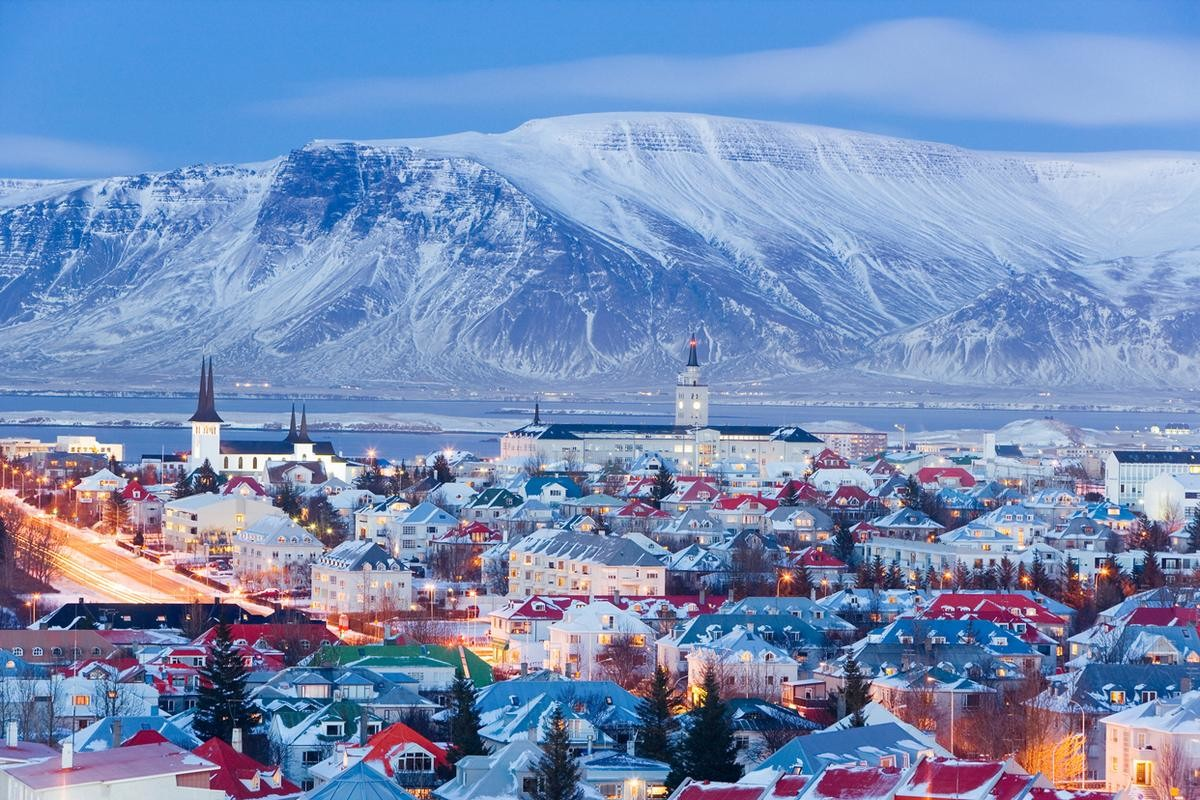 Esperienza Erasmus a Reykjavík, Islanda di Neža
