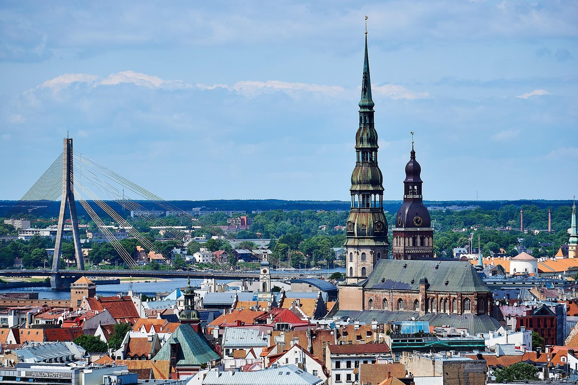 Esperienza Erasmus a Riga (Lettonia), di Ana Sofia