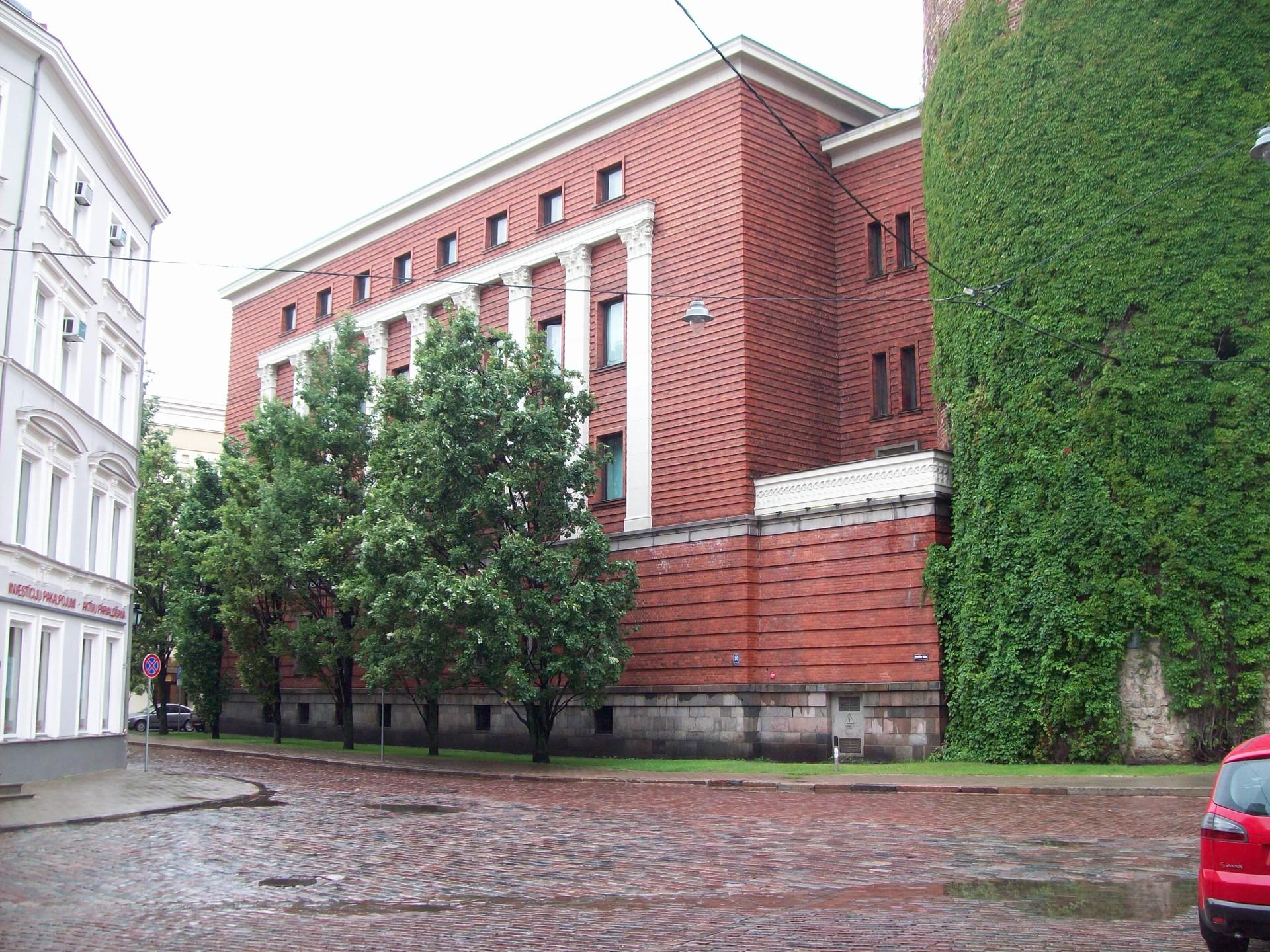 Esperienza Erasmus a Riga, Lituania, di Rebecca