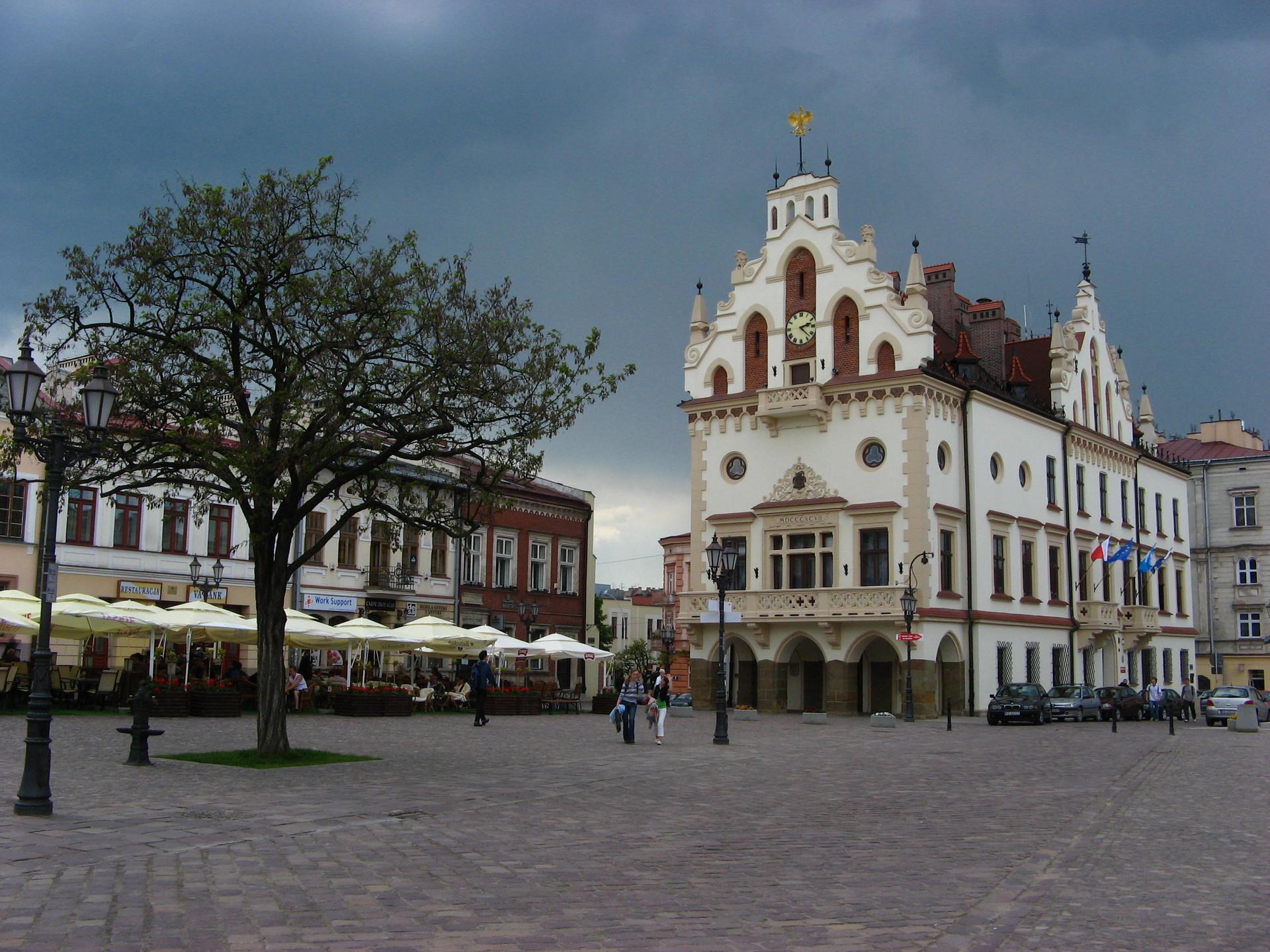 Esperienza Erasmus a Rzeszow, Polonia di Dorian