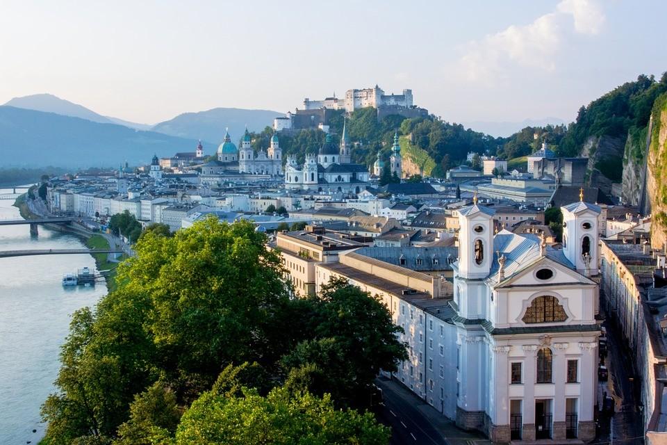 Esperienza Erasmus a Salisburgo, Austria, di Marta