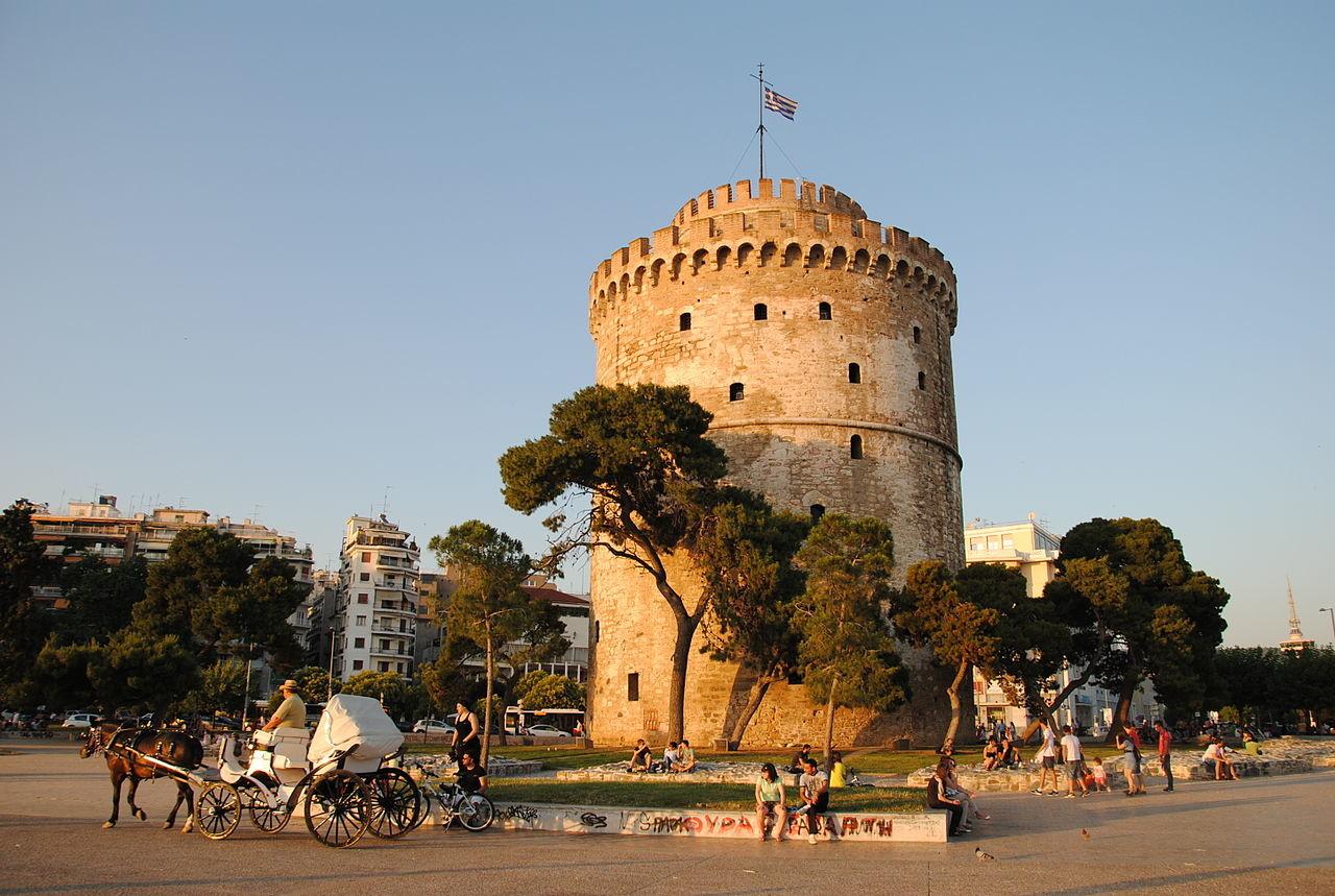 Esperienza Erasmus A Salonicco Grecia Di Colin Esperienza Erasmus Salonicco