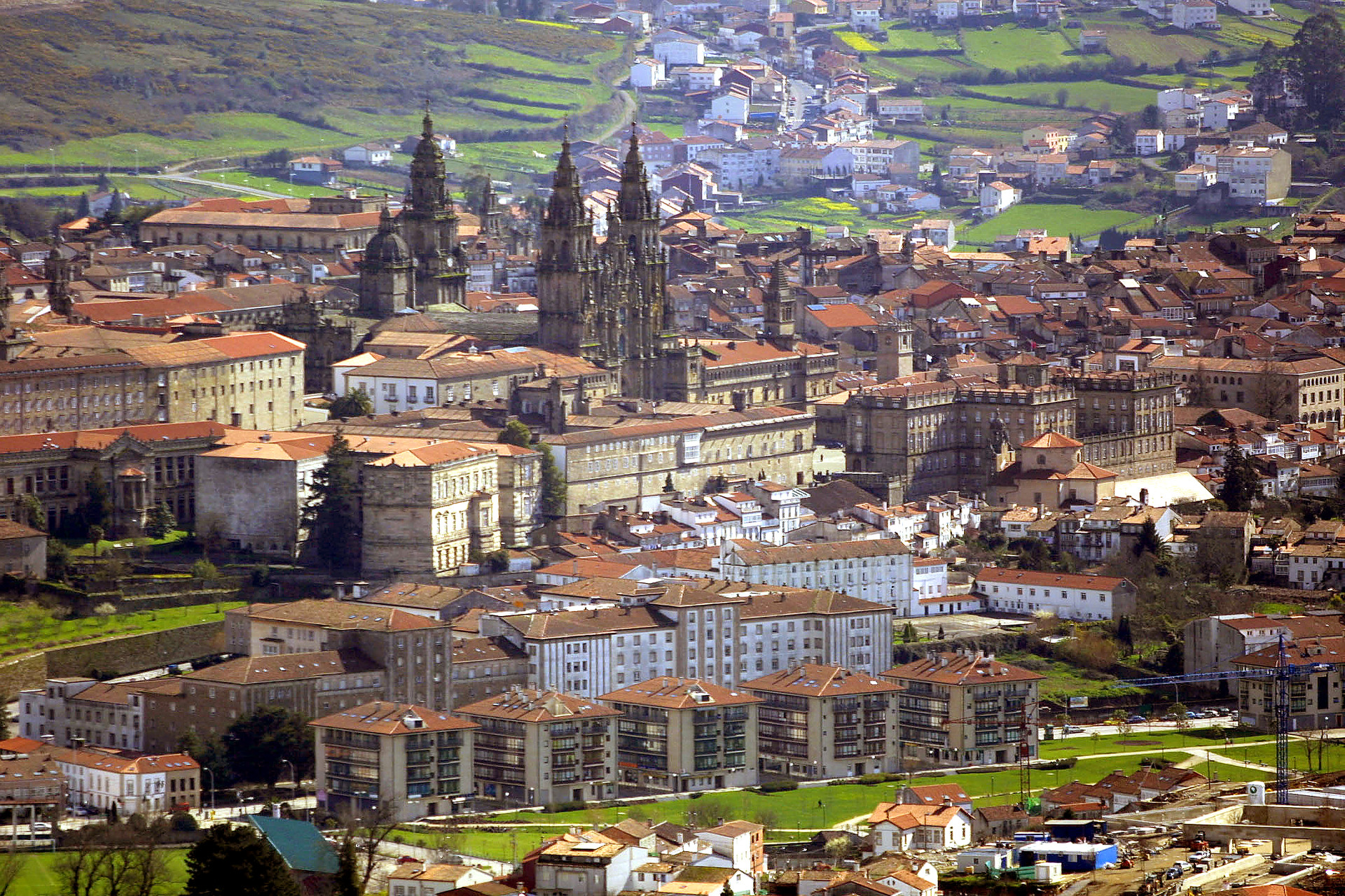 Esperienza Erasmus a Santiago de Compostela, Spagna, di Félix