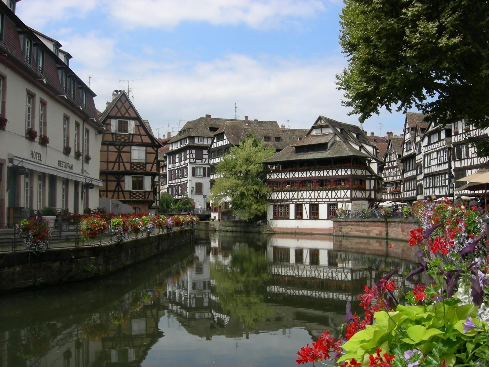 Esperienza Erasmus a Strasburgo, Francia di Igor