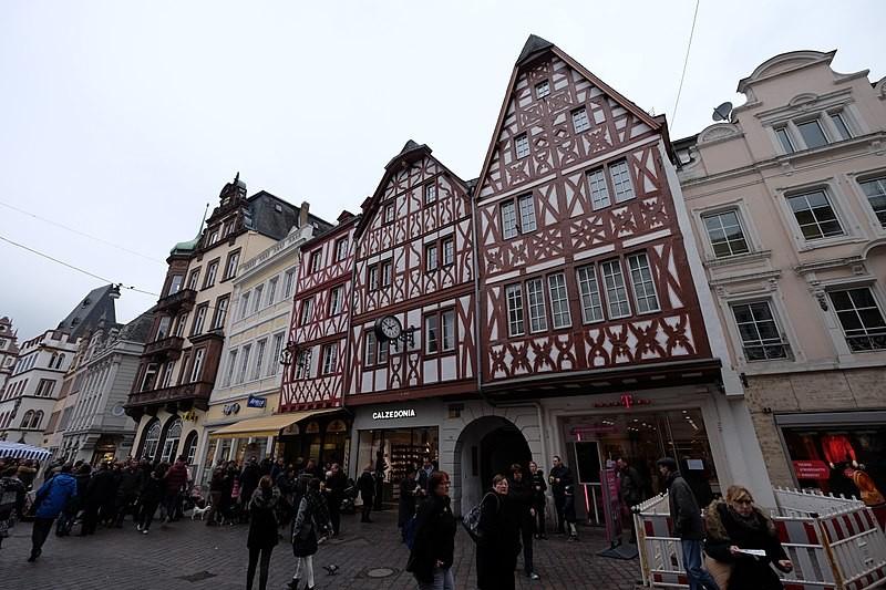 Esperienza Erasmus a Treviri, Germania di Irene