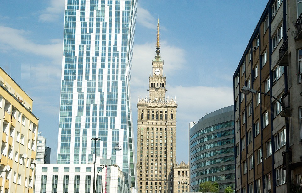 Esperienza Erasmus a Varsavia, Polonia, di Angie
