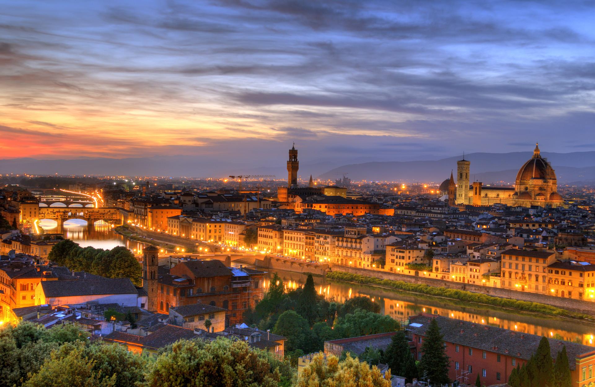 Esperienza a Firenze, in Italia, di Edyta