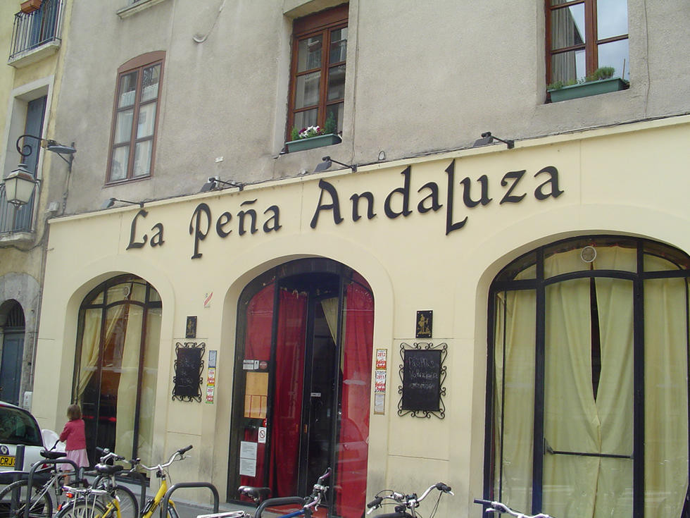 Esperienza a Grenoble, Francia Di Amandine