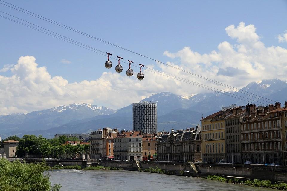 Esperienza a Grenoble, Francia, di Samuel