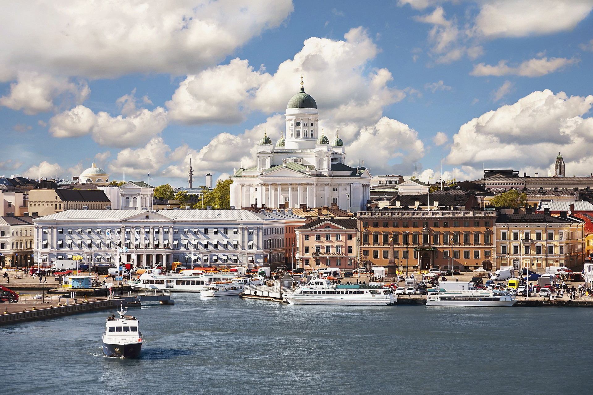Esperienza a Helsinki, Finlandia, di Linnea