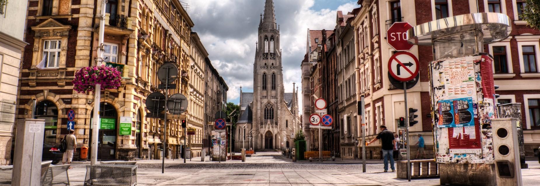 Esperienza a Katowice, Polonia di Ira