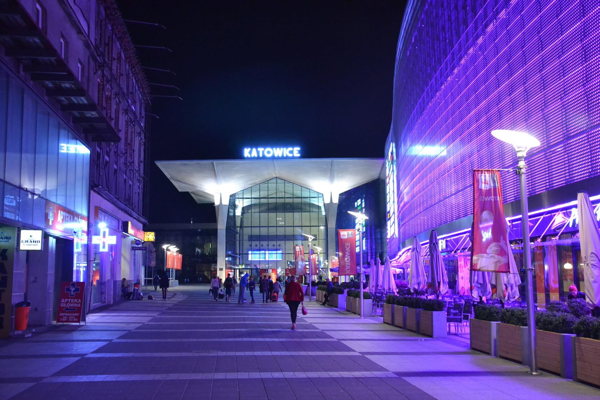 Esperienza a Katowice, Polonia di Natalia