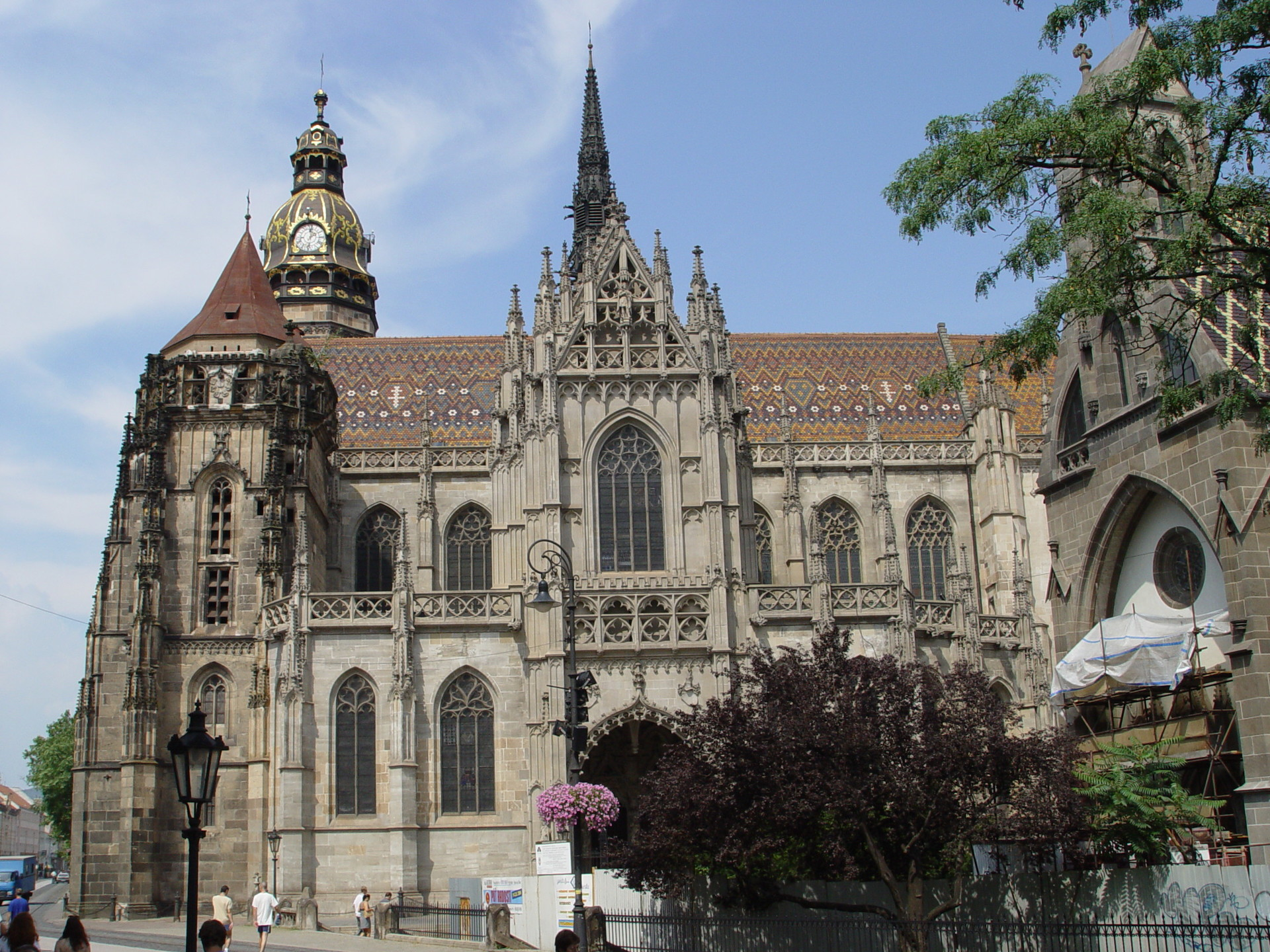 Esperienza a Košice (Slovacchia), di Eva