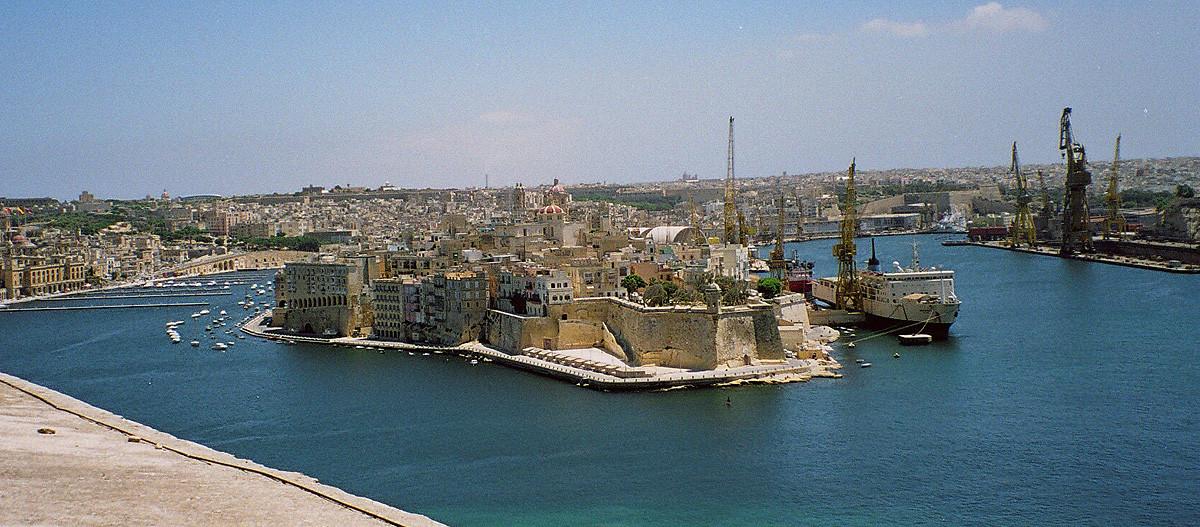 Esperienza a La Valletta, Malta, di Gianluca