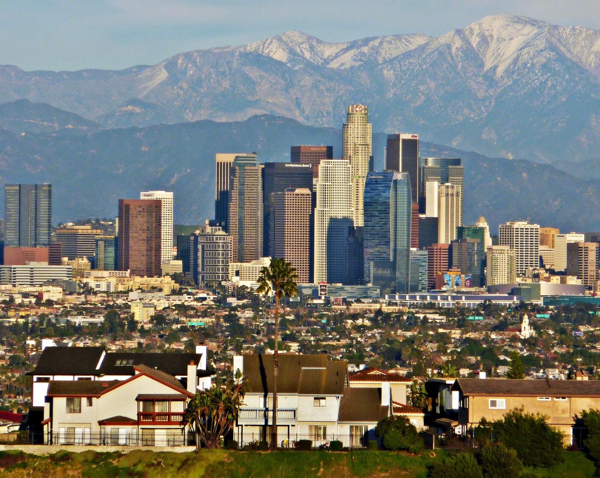 Esperienza a Los Angeles, Stati Uniti di Finnegan