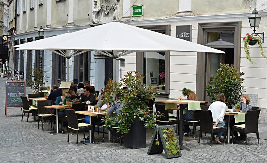 Esperienza a Lubiana, Slovenia, di Nina