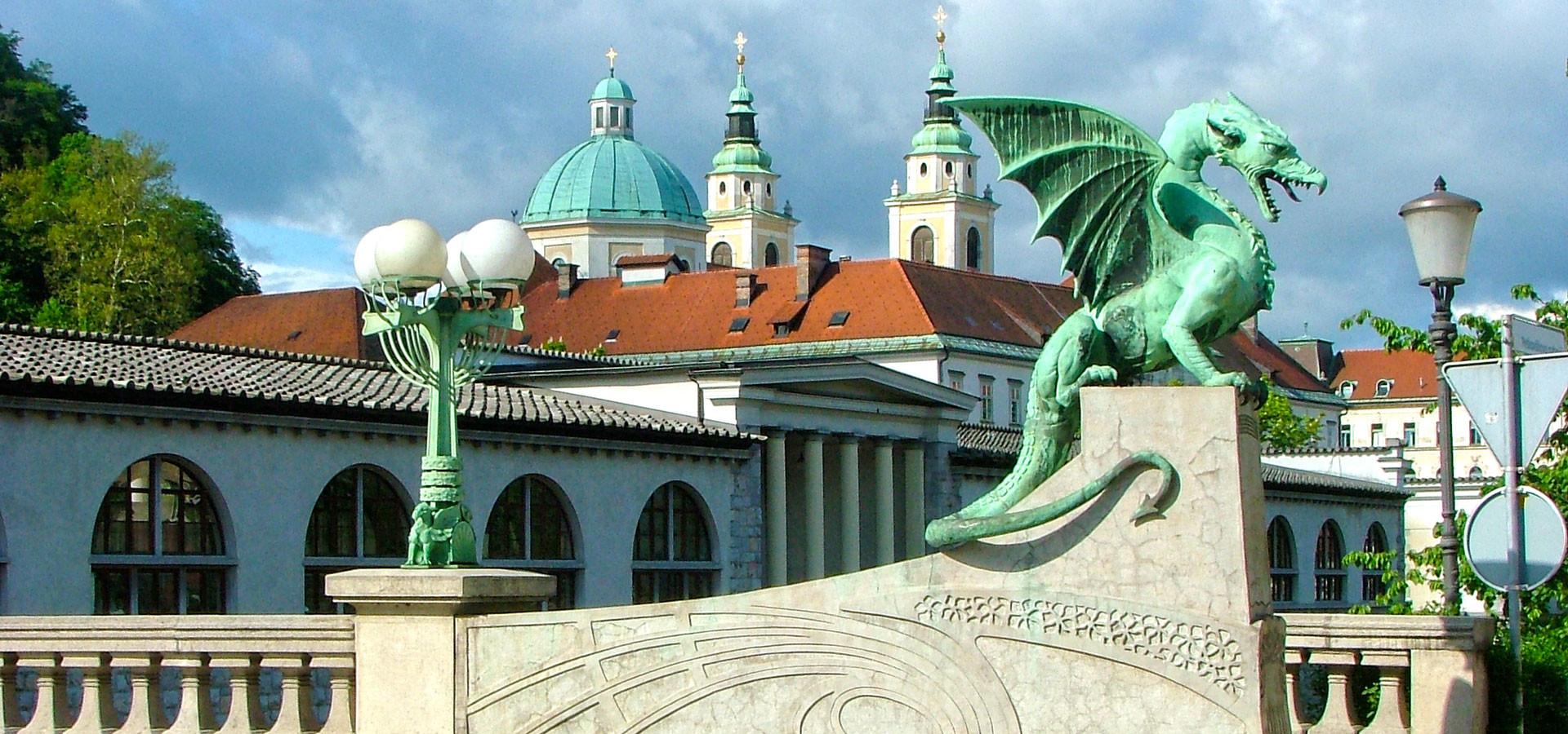 Esperienza a Lubiana, Slovenia di Nina