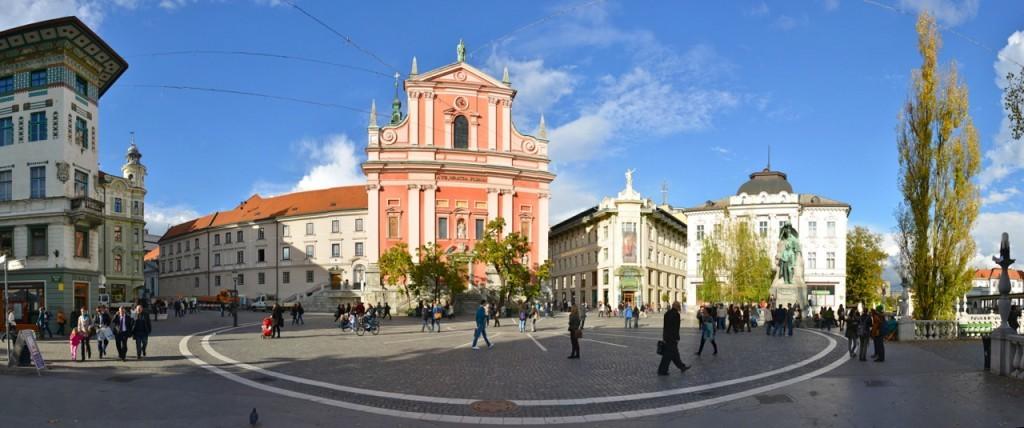 Esperienza a Lubiana, Slovenia, di Sabina