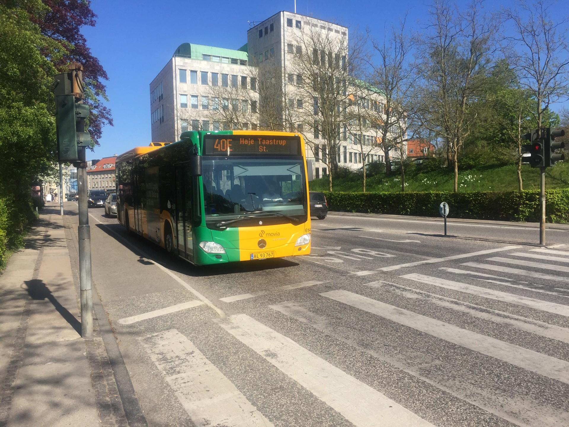 Esperienza a Lyngby, Danimarca di Kristina