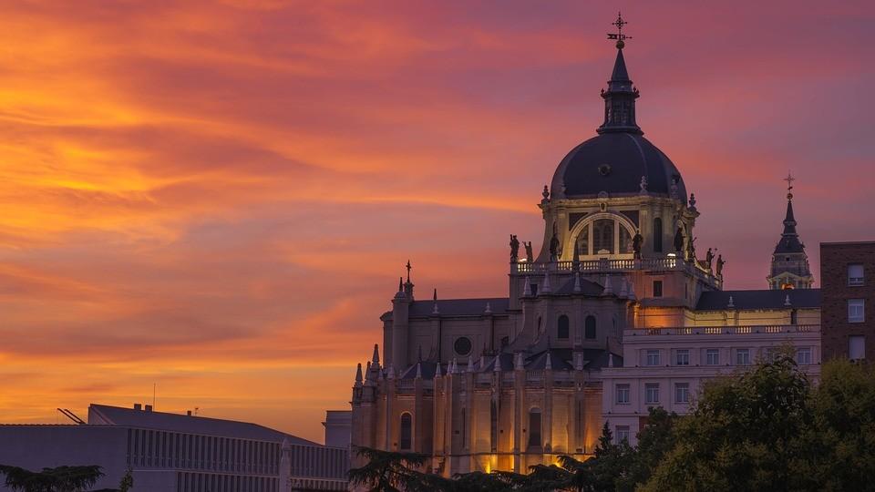 Esperienza a Madrid, Spagna, di Tomás
