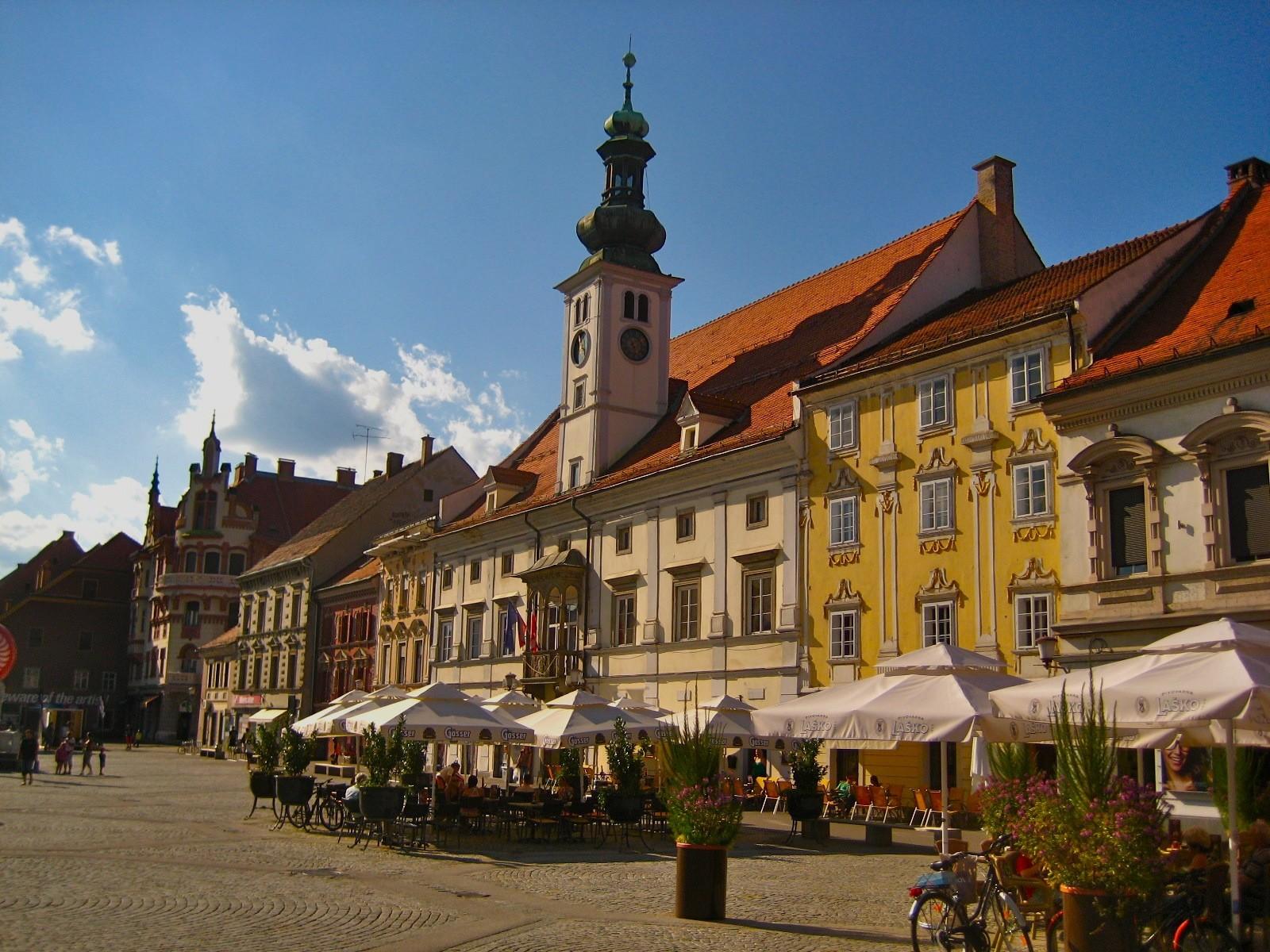 Esperienza a Maribor, Slovenia di Laura