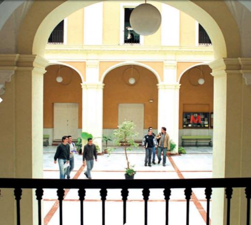 Esperienza nell'Università di Huelva, Spagna, scritto da Amandine