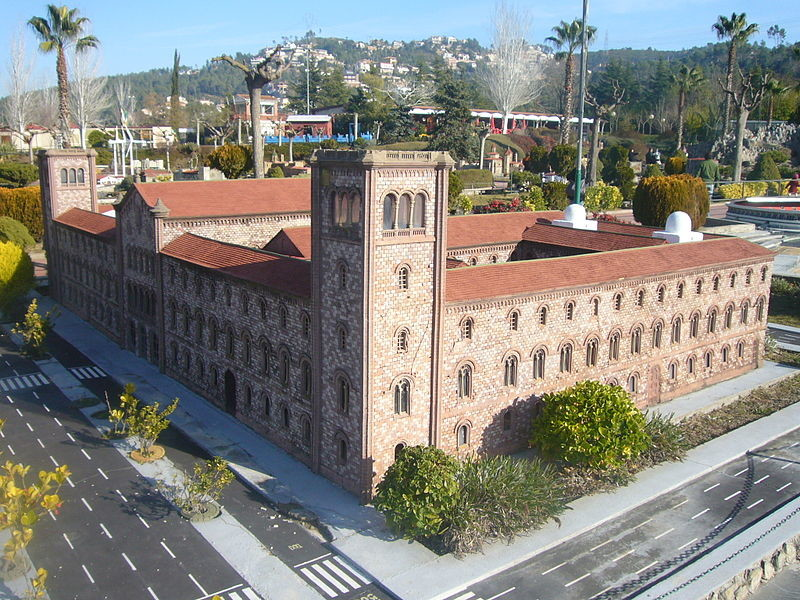 Esperienza presso l'Università di Barcellona, in Spagna, di Anna