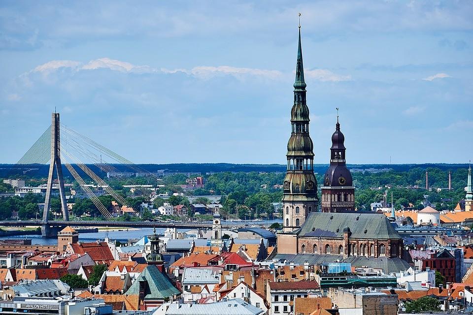 Esperienza in Riga, Latvia da Imran