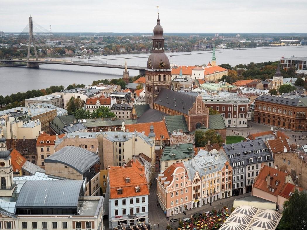 Esperienza a Riga, Lettonia, di Eva