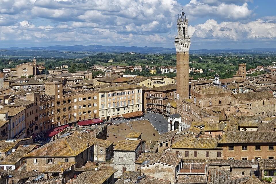 Esperienza a Siena (Italia), di Anders