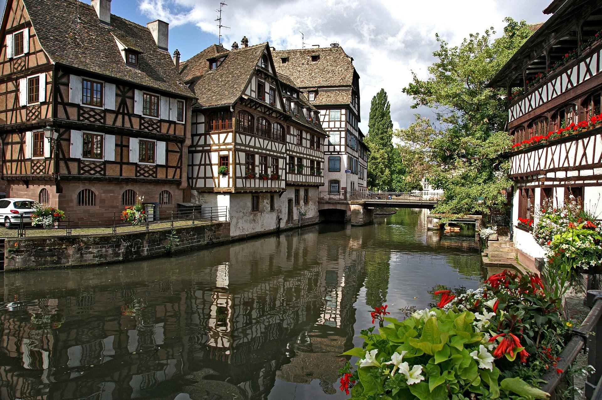 Esperienza a Strasburgo, Francia di Yulia